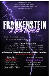 Frankenstein the New Musical