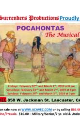 Pocahontas the Musical