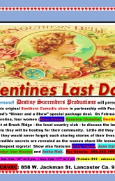 Valentine's Last Dance (Encore Performance)