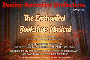 Enchanted Bookshop Musical